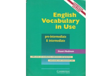 ENGLISH VOCABULARY IN USE. Pre-intermediate & Intermediate