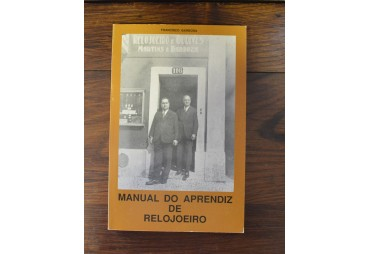 MANUAL DO APRENDIZ DE RELOJOEIRO